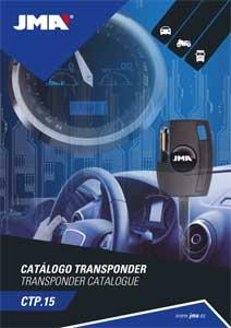 JMA Catalogo Transponder CTP.15