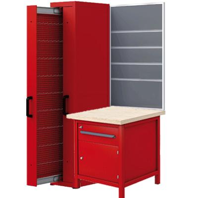 Key cutting station - red
