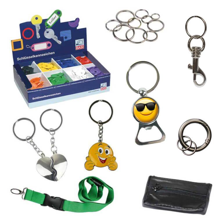 Key accessories - assortment